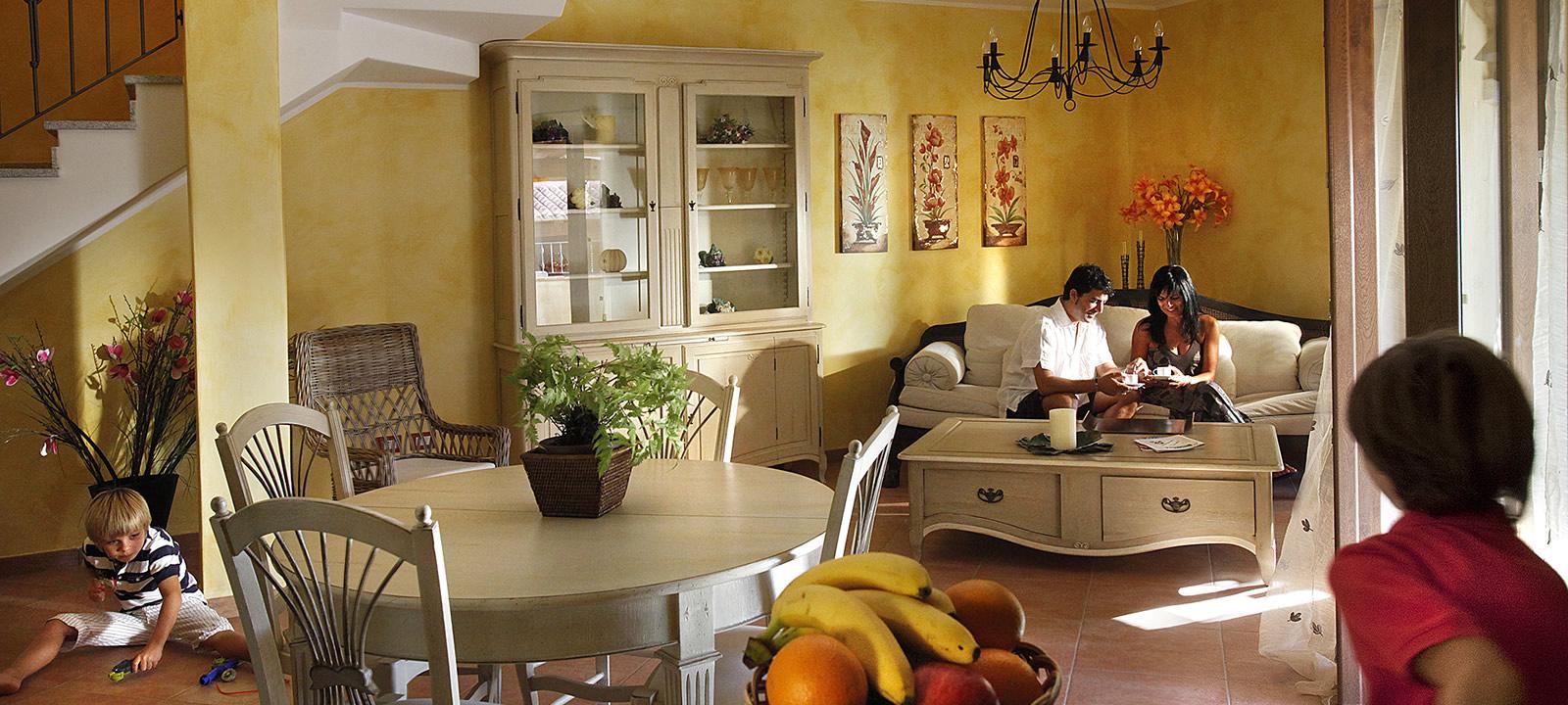 Interno di una villetta, appartamento in vendita a Villasimius, Agorà Immobiliare
