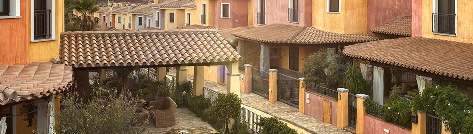 Foto del complesso Agorà a Villasimius in Sardegna
