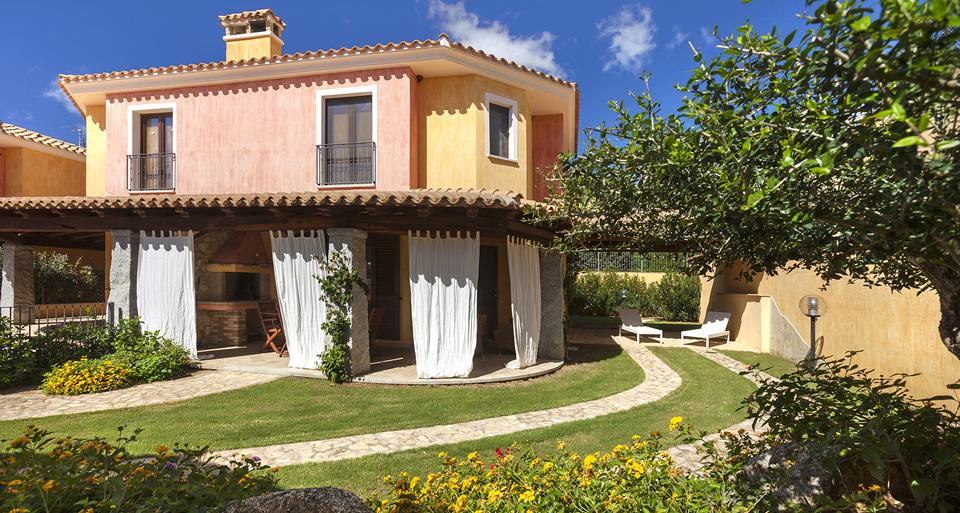 Case agor villasimius ville con giardino e - Rifiniture giardino ...